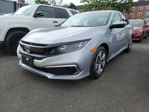 2019 Honda Civic for sale at OFIER AUTO SALES in Freeport NY