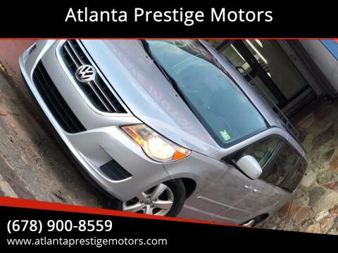 2011 Volkswagen Routan for sale at Atlanta Prestige Motors in Decatur GA