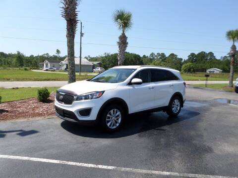 2018 Kia Sorento for sale at First Choice Auto Inc in Little River SC