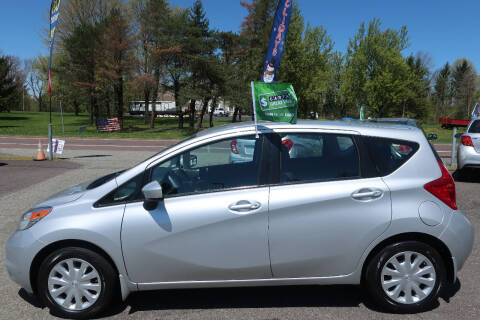 2016 Nissan Versa Note for sale at GEG Automotive in Gilbertsville PA