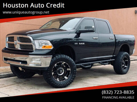 2009 Dodge Ram Pickup 1500 for sale at Houston Auto Credit in Houston TX