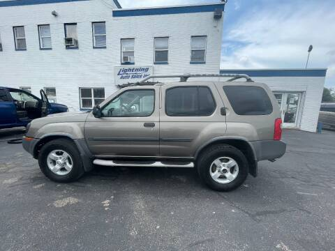 2004 Nissan Xterra for sale at Lightning Auto Sales in Springfield IL