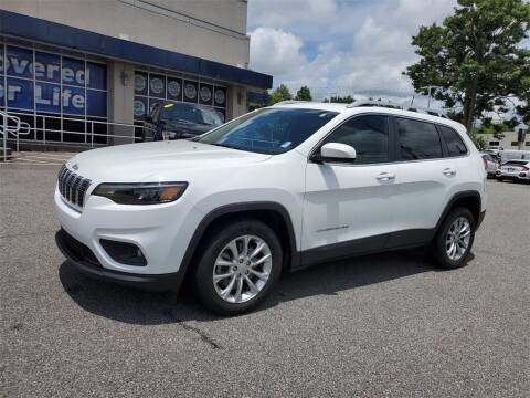 2019 Jeep Cherokee for sale at Southern Auto Solutions - Acura Carland in Marietta GA