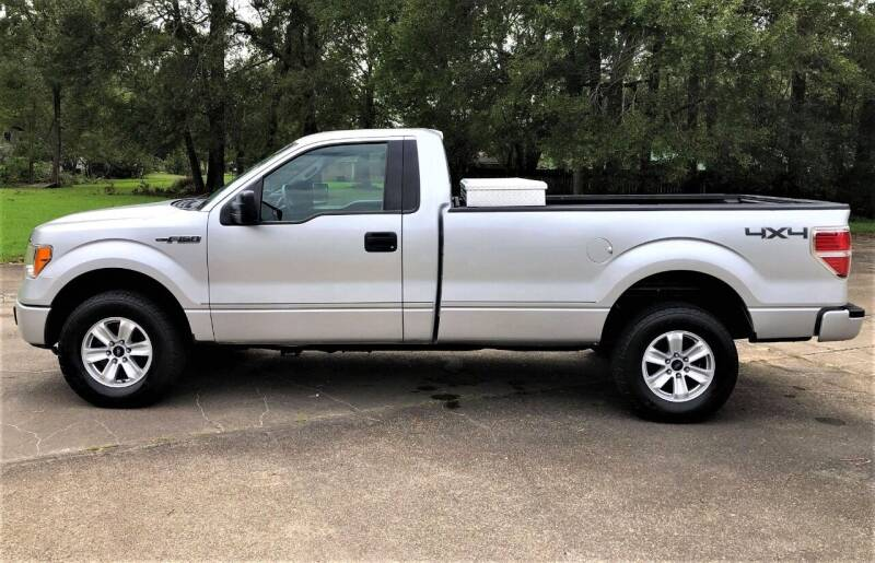 2012 Ford F-150 for sale at Prime Autos in Pine Forest TX