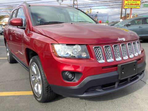 2014 Jeep Compass for sale at Active Auto Sales in Hatboro PA