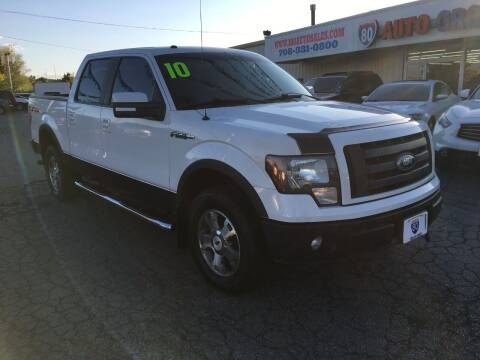 2010 Ford F-150 for sale at I-80 Auto Sales in Hazel Crest IL