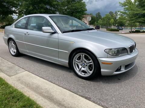 2004 BMW 3 Series for sale at LA 12 Motors in Durham NC