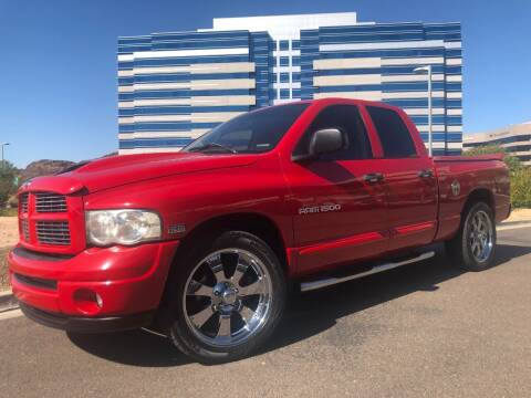 2004 Dodge Ram Pickup 1500 for sale at Day & Night Truck Sales in Tempe AZ
