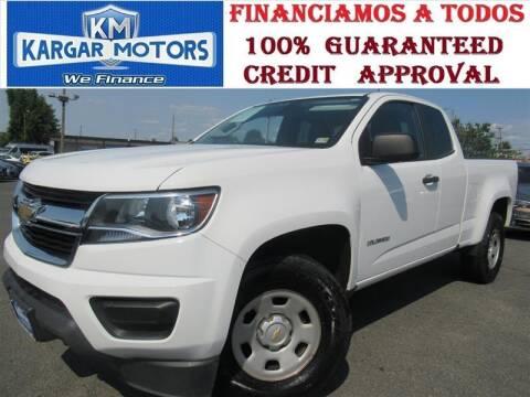 2016 Chevrolet Colorado for sale at Kargar Motors of Manassas in Manassas VA
