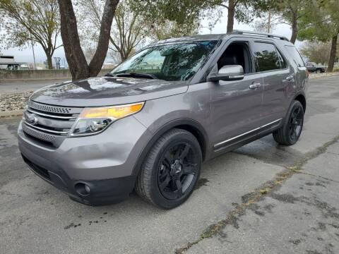 2013 Ford Explorer for sale at Matador Motors in Sacramento CA