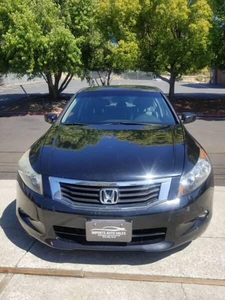2008 Honda Accord for sale at Imports Auto Sales & Service in San Leandro CA