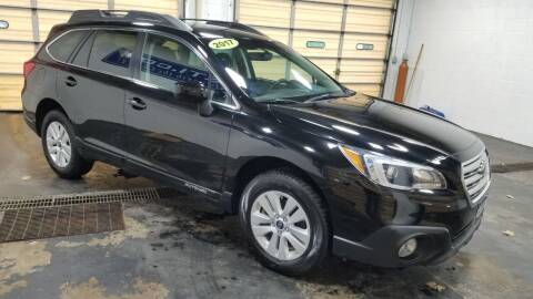 2017 Subaru Outback for sale at Falleti Motors, Inc.  est. 1976 in Batavia NY