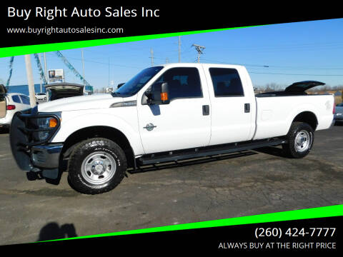 2015 Ford F-350 Super Duty for sale at Buy Right Auto Sales Inc in Fort Wayne IN