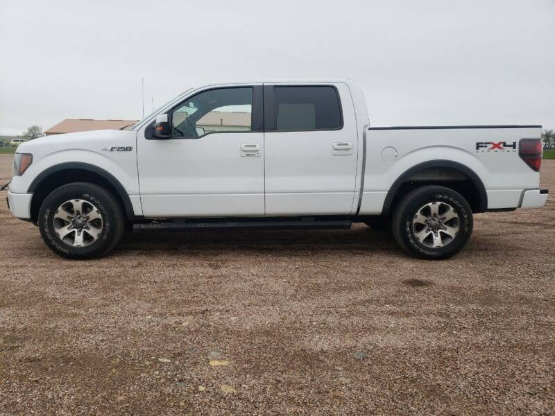 2012 Ford F-150 for sale at HomeTown Motors in Gillette WY