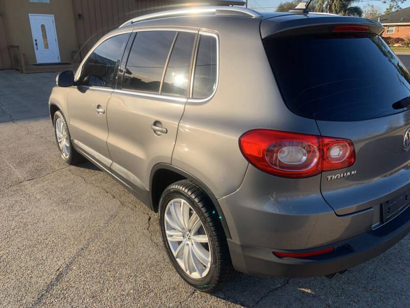 2011 Volkswagen Tiguan for sale at G & L Auto Brokers, Inc. in Metairie LA