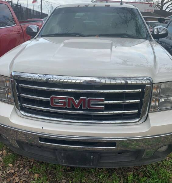 2013 GMC Sierra 1500 for sale at Ody's Autos in Houston TX