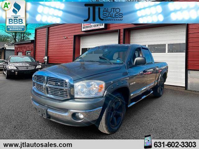 2008 Dodge Ram Pickup 1500 for sale at JTL Auto Inc in Selden NY