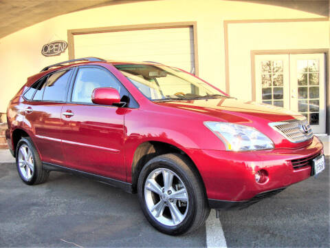 2008 Lexus RX 400h for sale at DriveTime Plaza in Roseville CA