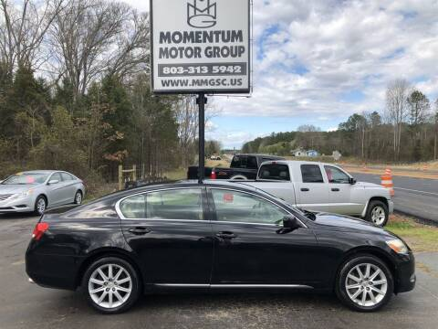 2007 Lexus GS 350 for sale at Momentum Motor Group in Lancaster SC