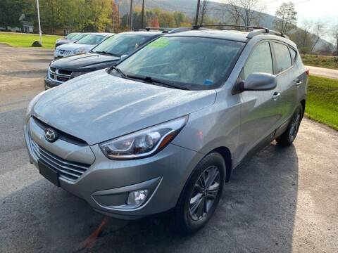 2015 Hyundai Tucson for sale at Hillside Motors in Campbell NY