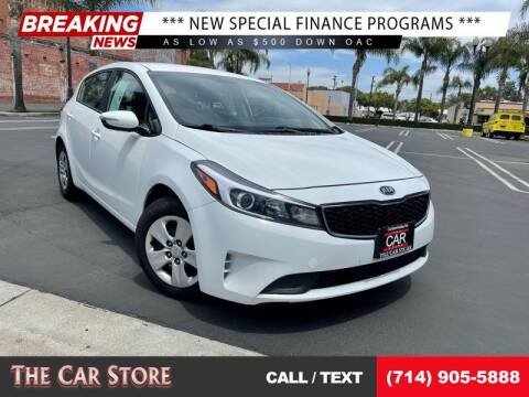 2017 Kia Forte5 for sale at The Car Store in Santa Ana CA