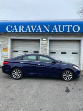 2011 Hyundai Sonata for sale at Caravan Auto in Cranston RI