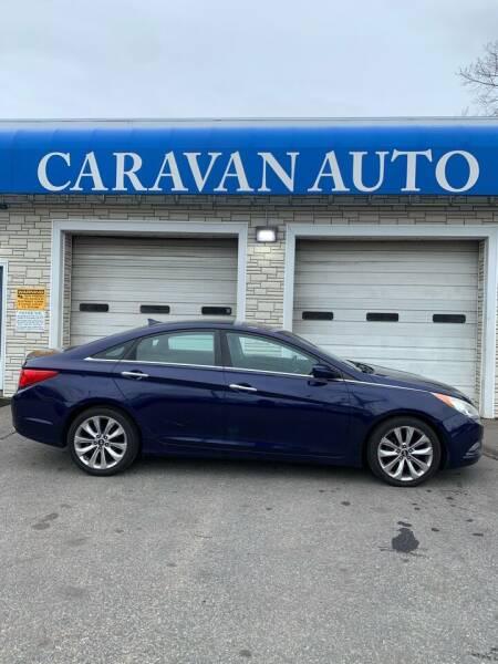 2011 Hyundai Sonata for sale at Caravan Auto in Cranston RI