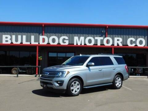 2020 Ford Expedition for sale at Bulldog Motor Company in Borger TX
