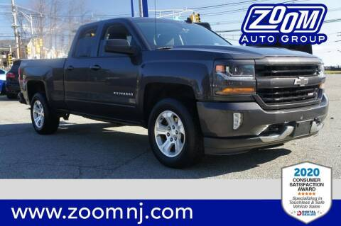 2016 Chevrolet Silverado 1500 for sale at Zoom Auto Group in Parsippany NJ