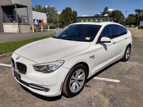 2011 BMW 5 Series for sale at Mercury Auto Sales in Woodland Park NJ