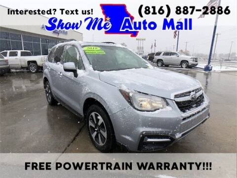 2018 Subaru Forester for sale at Show Me Auto Mall in Harrisonville MO