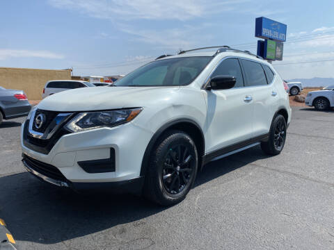 2017 Nissan Rogue for sale at SPEND-LESS AUTO in Kingman AZ