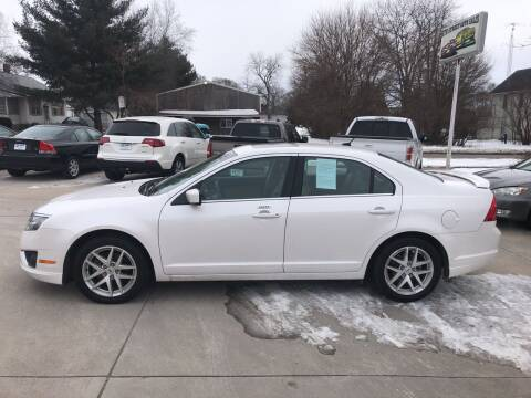 2011 Ford Fusion for sale at 6th Street Auto Sales in Marshalltown IA