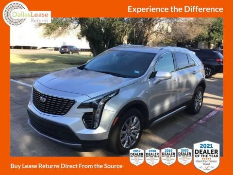 2020 Cadillac XT4 for sale at Dallas Auto Finance in Dallas TX
