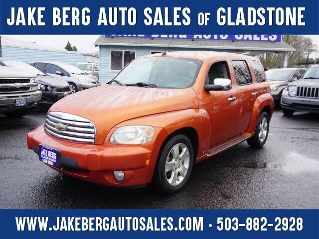 2006 Chevrolet HHR for sale at Jake Berg Auto Sales in Gladstone OR