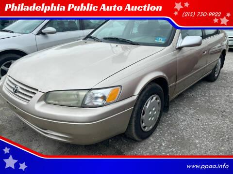 1999 Toyota Camry for sale at Philadelphia Public Auto Auction in Philadelphia PA