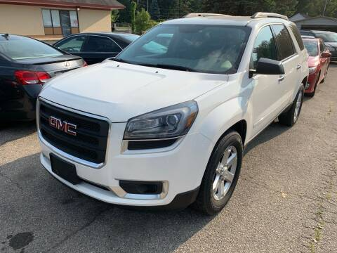 Gmc Acadia For Sale In Toledo Oh Complete Auto World