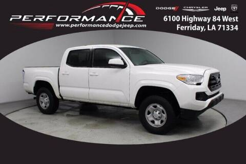 2016 Toyota Tacoma for sale at Auto Group South - Performance Dodge Chrysler Jeep in Ferriday LA