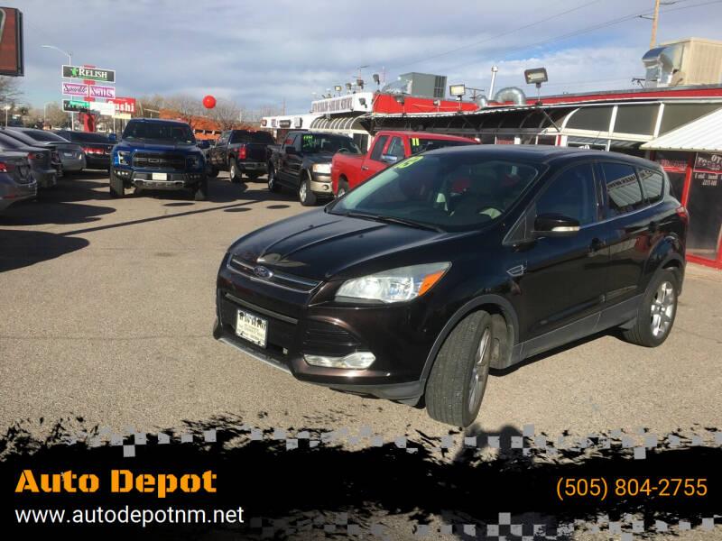 2013 Ford Escape for sale at Auto Depot in Albuquerque NM
