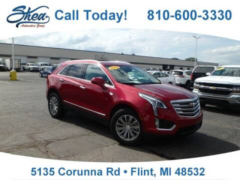 2019 Cadillac XT5 for sale at Erick's Used Car Factory in Flint MI