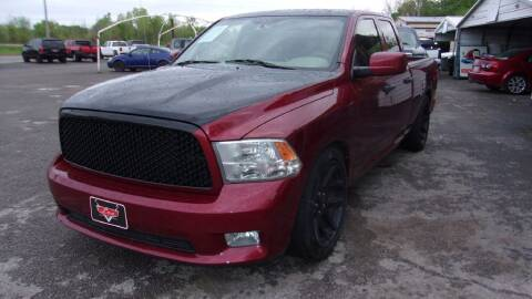 2009 Dodge Ram Pickup 1500 for sale at LEE AUTO SALES in McAlester OK