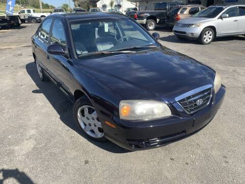 2005 Hyundai Elantra for sale at 411 Trucks & Auto Sales Inc. in Maryville TN