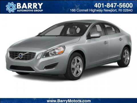 2013 Volvo S60 for sale at BARRYS Auto Group Inc in Newport RI