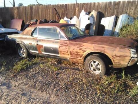 1967 Mercury Cougar for sale at Haggle Me Classics in Hobart IN