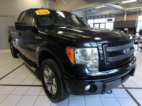 2014 Ford F-150 for sale at Crossroads Car & Truck in Milford OH