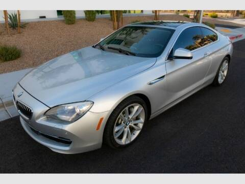 2014 BMW 6 Series for sale at REVEURO in Las Vegas NV