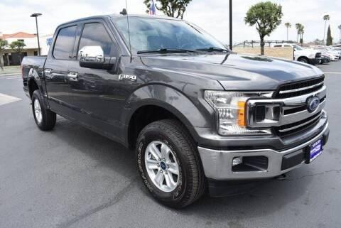 2020 Ford F-150 for sale at DIAMOND VALLEY HONDA in Hemet CA