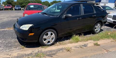 2007 Ford Focus for sale at Dave-O Motor Co. in Haltom City TX