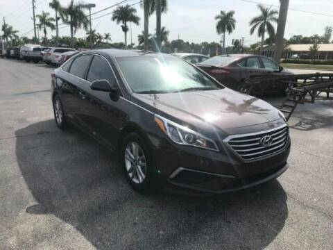 2017 Hyundai Sonata for sale at Denny's Auto Sales in Fort Myers FL