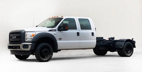 2015 Ford F-450 Super Duty for sale at Houston Auto Credit in Houston TX